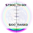 $8,000 to Go!