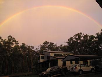 Rainbow Over Allegria